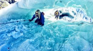 Helicopter tours-Franz Josef Glacier-Helicopter Tour & Ice Climbing on Franz Josef Glacier-5