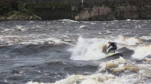 Surfing-County Clare-Surfing Lesson in Kilkee Bay-3