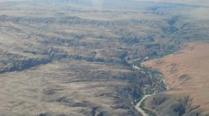 Scenic Flights-Swakopmund-Scenic flight over Sossusvlei sand dunes, from Swakopmund-3