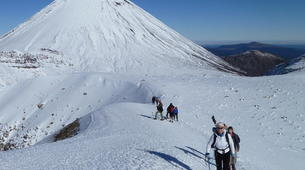 Glacier hiking-Taupo-Guided Tongariro Alpine Crossing-1