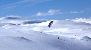 Snowkite-Hardangervidda National Park-7 Day Snowkiting Trip in Hardangervidda National Park-3