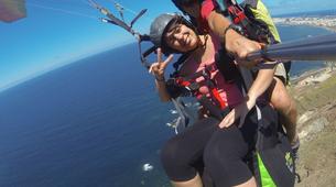 Paragliding-Gran Canaria-Tandem paragliding in Playa de las Canteras, Gran Canaria-16