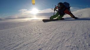 Snowkite-Hardangervidda National Park-7 Day Snowkiting Trip in Hardangervidda National Park-2
