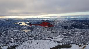 Helicoptère-Bergen-Glacier Helicopter Tour in Bergen-2