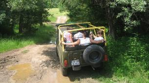 4x4-Plovdiv-Jeep excursion to the Strandzha Mountain-4