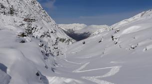 Raquette à Neige-Ariege-Randonnée en Raquettes près de Foix, Ariège-4