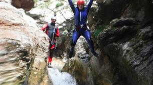 Canyoning-Kotor-Canyoning at Skurda Gorge in Kotor-4