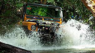 4x4-Plovdiv-Jeep excursion to the Strandzha Mountain-5
