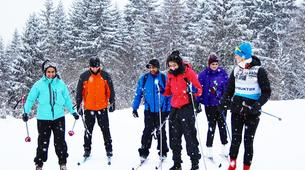 Cross-country skiing-Oslo-Cross-country skiing beginner courses near Oslo-3