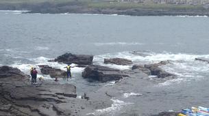 Coasteering-County Clare-Coasteering in Kilkee Bay-3