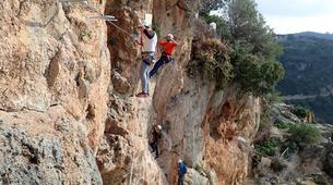 Via Ferrata-Malaga-Via Ferrata Excursion at Casares near Malaga-4