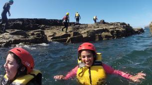 Coasteering-County Clare-Coasteering in Kilkee Bay-6