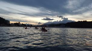 Sea Kayaking-Hong Kong-Night Sea Kayaking in Cheung Chau-1