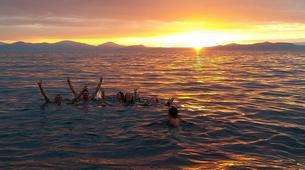 Sailing-Taupo-Cruise to Mine Bay on Lake Taupo-2