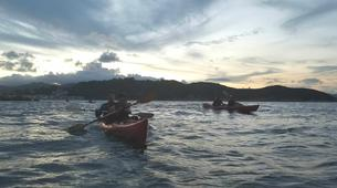 Sea Kayaking-Hong Kong-Night Sea Kayaking in Cheung Chau-4