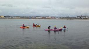 Seekajak-County Clare-Sea Kayaking Excursion in Kilkee Bay-4