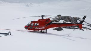 Helicoptère-Bergen-Glacier Helicopter Tour in Bergen-4