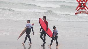 Surfing-Knysna-Learn to Surf in Buffels Bay, Knysna-6