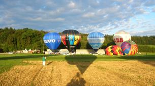 Hot Air Ballooning-Zurich-Hot Air Balloon Flight over Zurich-2