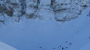Snowshoeing-Morzine, Portes du Soleil-Snowshoeing excursion in Morzine, Portes du Soleil-7