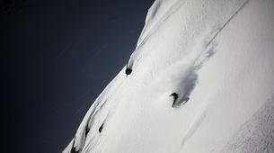 Estilo libre en snowboard-Val d'Aran-Snowboard freeriding in Baqueira- Beret-5