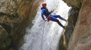 Canyoning-Kotor-Canyoning at Skurda Gorge in Kotor-3