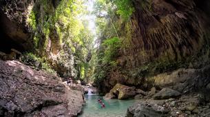 Canyoning-Cebu-Canyoning at Kawasan Falls in Cebu-5