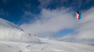 Snowkite-Hardangervidda National Park-7 Day Snowkiting Trip in Hardangervidda National Park-1