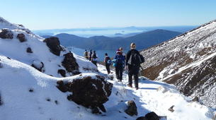 Glacier hiking-Taupo-Guided Tongariro Alpine Crossing-2