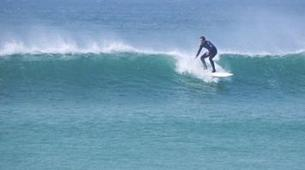 Surfing-County Clare-Surfing Lesson in Kilkee Bay-2