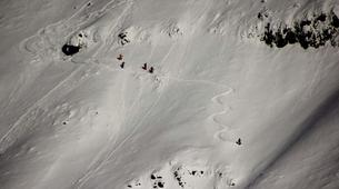 Backcountry Skiing-Flaine, Le Grand Massif-Backcountry skiing and snowboarding day trip in Flaine, Grand Massif-4