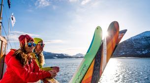 Ski de Randonnée-Tromsø-Ski & Sail Tour on the Arctic Haute Route-5