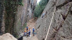Rock climbing-Lisbon-Climbing and hiking in Arrabida Natural Park near Lisbon-2