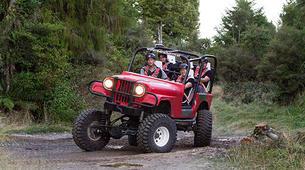 4x4-Rotorua-Monster Truck Ride in Rotorua-3