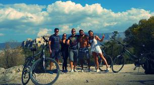 Mountain bike-Athens-Bike tour around Athens-5