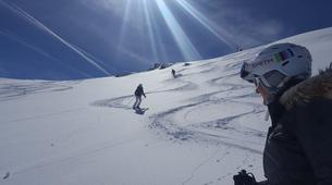 Backcountry Skiing-Courchevel, Les Trois Vallées-Backcountry skiing or snowboarding in Courchevel-1
