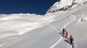 Ski de Randonnée-Bonneval-sur-Arc, Haute Maurienne-Initiation Ski de Randonnée à Bonneval-sur-Arc-1