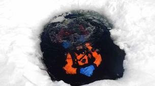 Plongée sous glace-Val Thorens, Les Trois Vallées-Plongée sous glace à Val Thorens-2