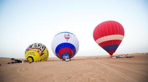 Hot Air Ballooning-Dubai-Hot Air Balloon Flight in Dubai-1
