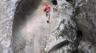 Via Ferrata-Arco-Guided Via Ferrata in Sarca Valley near Lake Garda-2