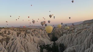 Hot Air Ballooning-Cappadocia-Hot Air Balloon Ride in Cappadocia-3