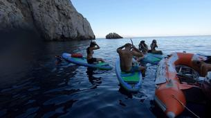 Stand up Paddle-Santorini-SUP and snorkeling tour in Santorini-4