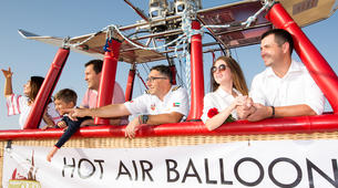 Hot Air Ballooning-Dubai-Hot Air Balloon Flight in Dubai-2