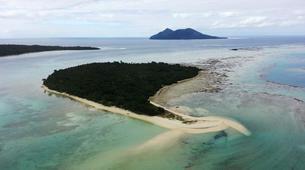 Helicopter tours-Port-Vila-Helicopter Flight & Volcano Landing on Nguna Island-1