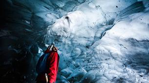 Caving-Skaftafell-Into the Glacier: Caving and Hiking Tour from Skaftafell-1