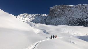Ski de Randonnée-Bonneval-sur-Arc, Haute Maurienne-Initiation Ski de Randonnée à Bonneval-sur-Arc-2