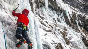 Ice Climbing-Bled-Ice Climbing Course in Triglav National Park near Bled-1