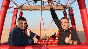 Hot Air Ballooning-Dubai-Hot Air Balloon Flight in Dubai-8