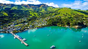 Helicopter tours-Christchurch-Scenic Helicopter Tour of Akaroa-1