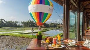 Hot Air Ballooning-Ubud-Tethered Hot Air Balloon Ride in Ubud-3